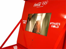 Coca Cola Video Box